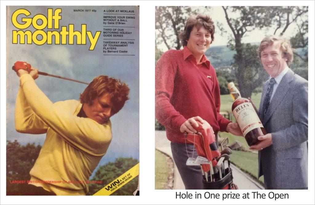 Martin Foster - Professional Golfer