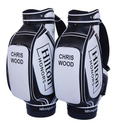 Personalised golf bags