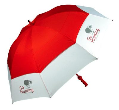 personalised golf umbrella
