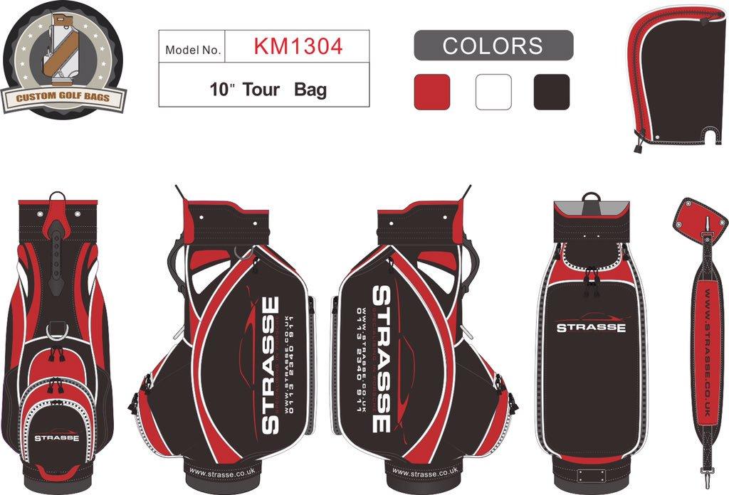 Tour Bag Concept Design