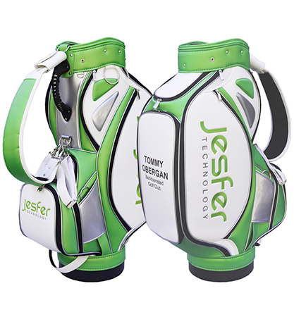 Custom Golf Bags from Hazzad