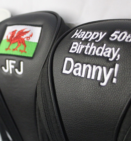 Personalised Golf Gifts